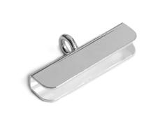 925350 A925350 Terminal plata de ley 925 rectangulo con anilla Innspiro
