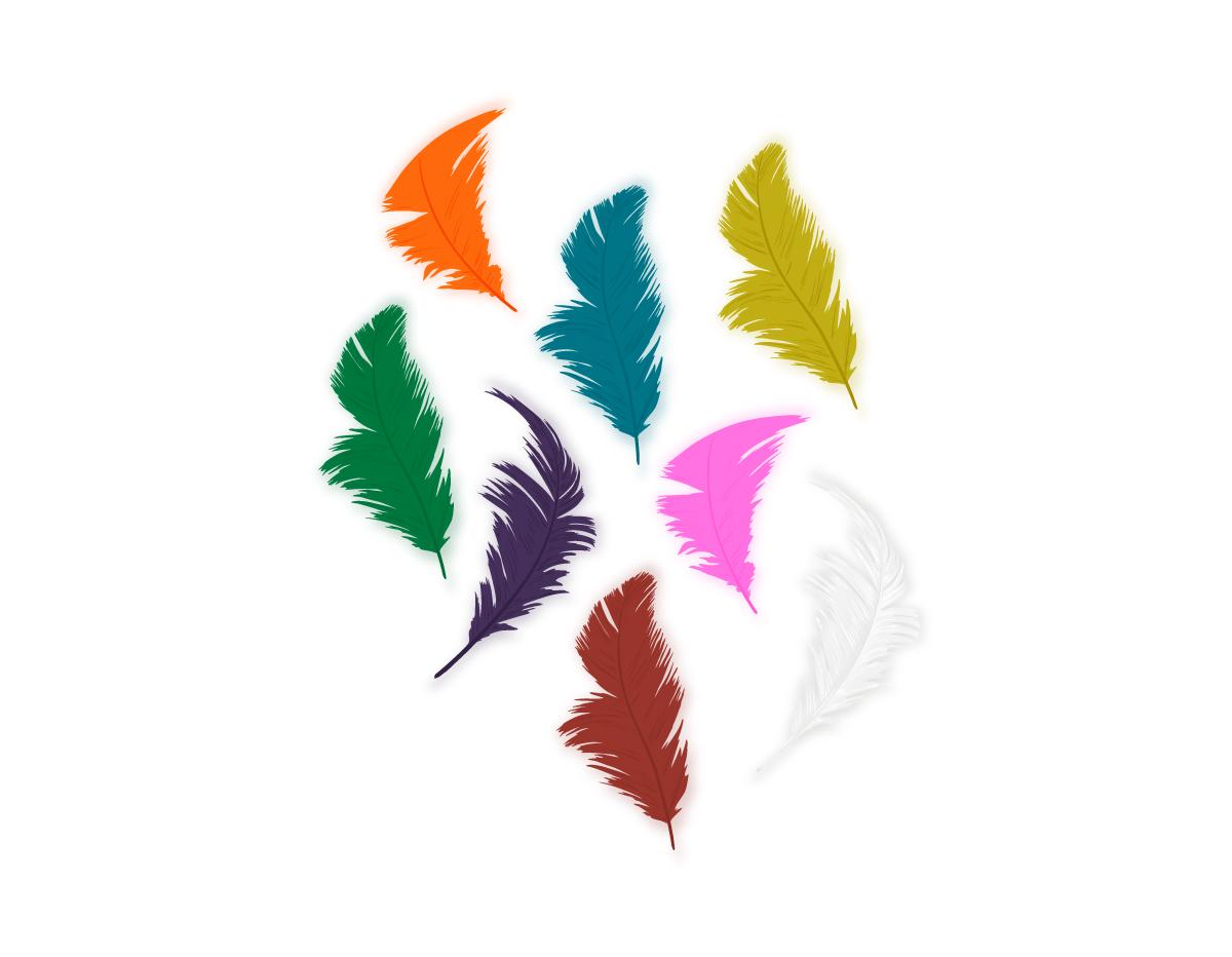 97320 Plumon mix colores Innspiro