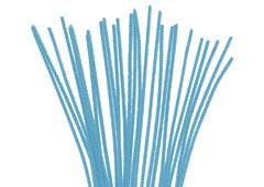 99003 Limpiapipas chenilla azul Innspiro