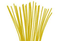 99006 Limpiapipas chenilla amarillo Innspiro