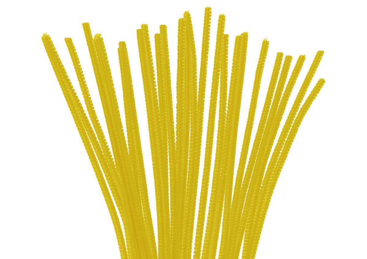 99016 Limpiapipas chenilla amarillo Innspiro