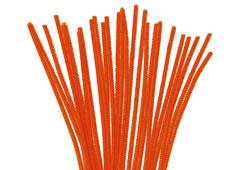 99017 Limpiapipas chenilla naranja Innspiro
