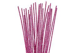 99078 Limpiapipas chenilla metalicas lila Innspiro