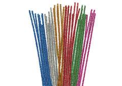 99080 Limpiapipas chenilla metalicas mix colores Innspiro