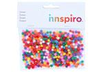 99430 Pompones polipropileno mix Innspiro - Ítem1