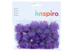 99468 Pompones brillantes lila Innspiro - Ítem1