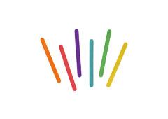 99570 Palos de polo madera mix colores Innspiro