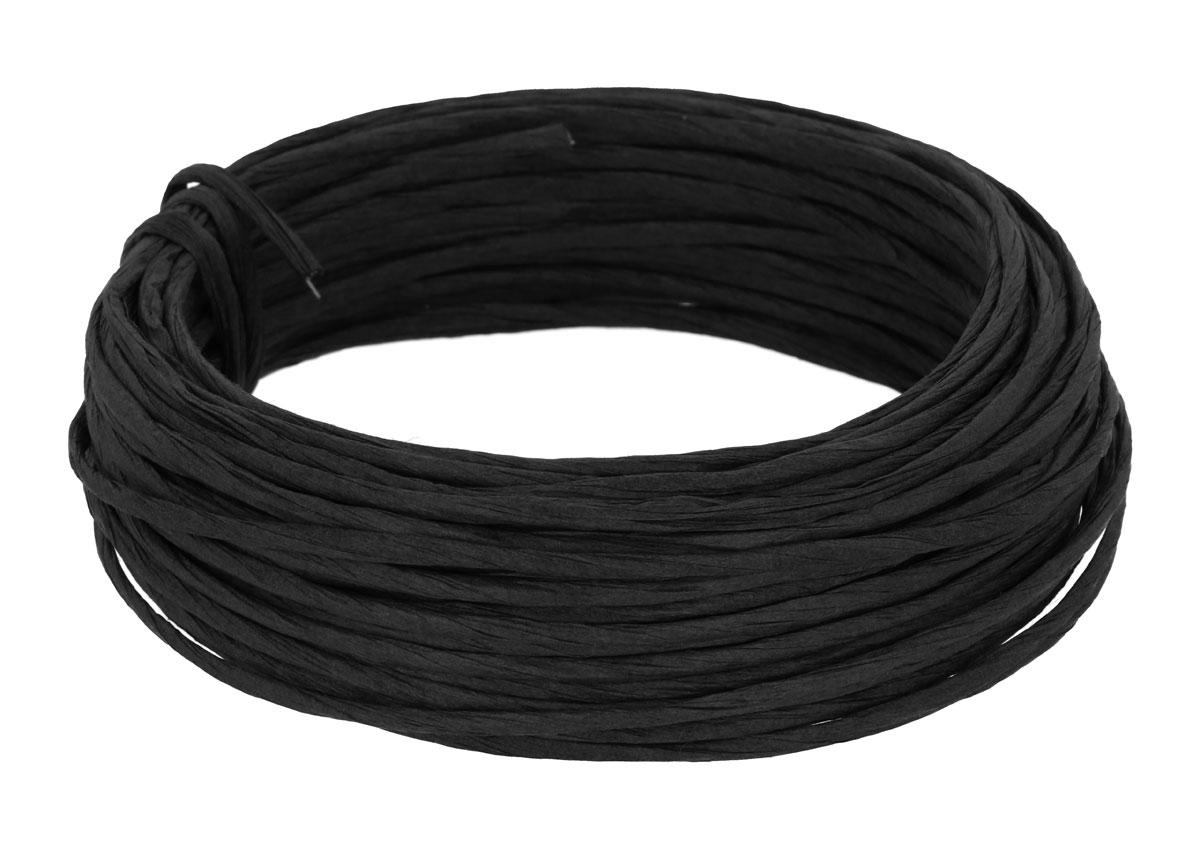 99802 Alambre recubierto de papel color negro Innspiro