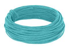 99803 Alambre recubierto de papel color azul Innspiro - Ítem
