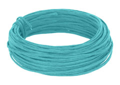 99803 Alambre recubierto de papel color azul Innspiro