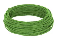 99804 Alambre recubierto de papel color verde Innspiro