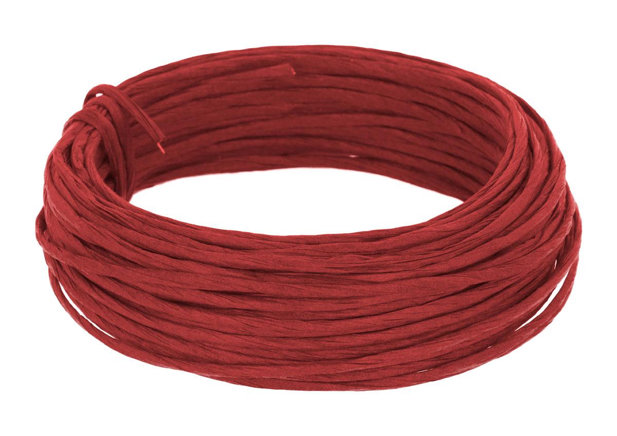 99805 Alambre recubierto de papel color rojo Innspiro