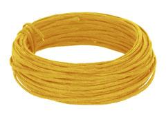 99806 Alambre recubierto de papel color amarillo Innspiro