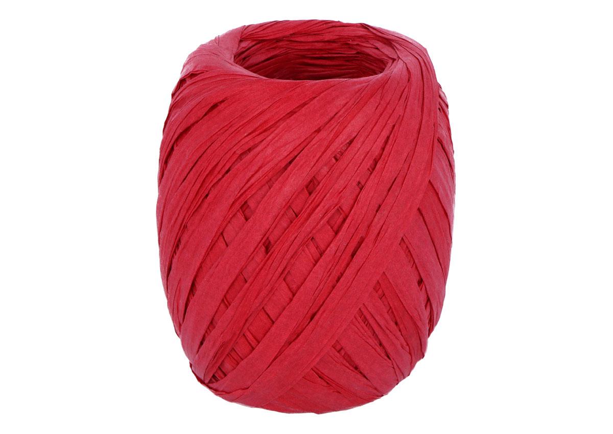 99815 Rafia de papel color rojo Innspiro