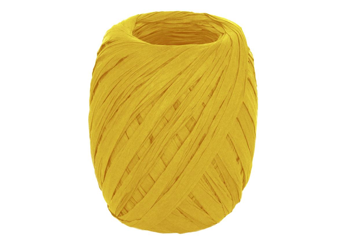 99816 Rafia de papel color amarillo Innspiro