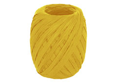 99816 Rafia de papel color amarillo Innspiro