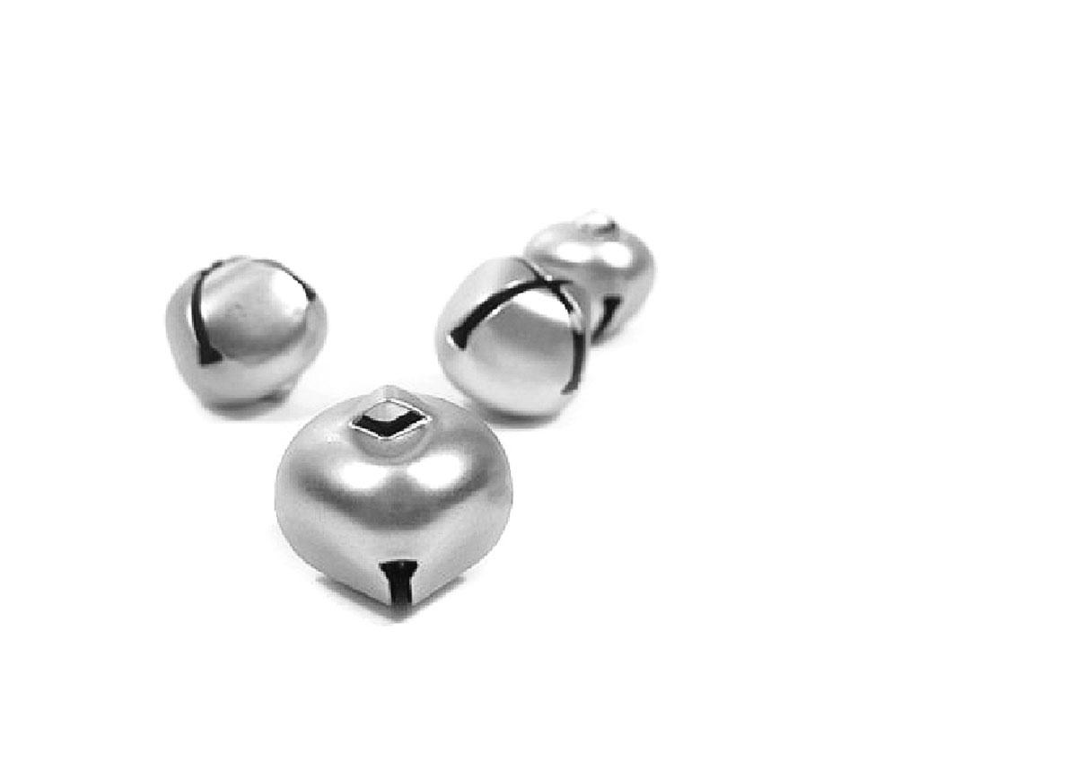 99918 Cascabeles color plata Innspiro