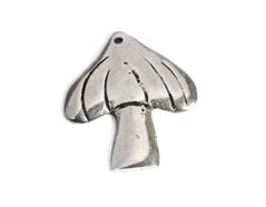 A150121 Z150121 Colgante metalico aluminio seta plateado Innspiro
