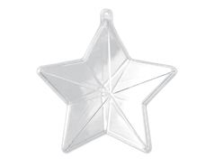 A3438 A3439 Colgante plexiplast estrella Innspiro