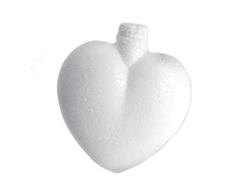 Z3536 A3536 Colgante corazon de porex Innspiro