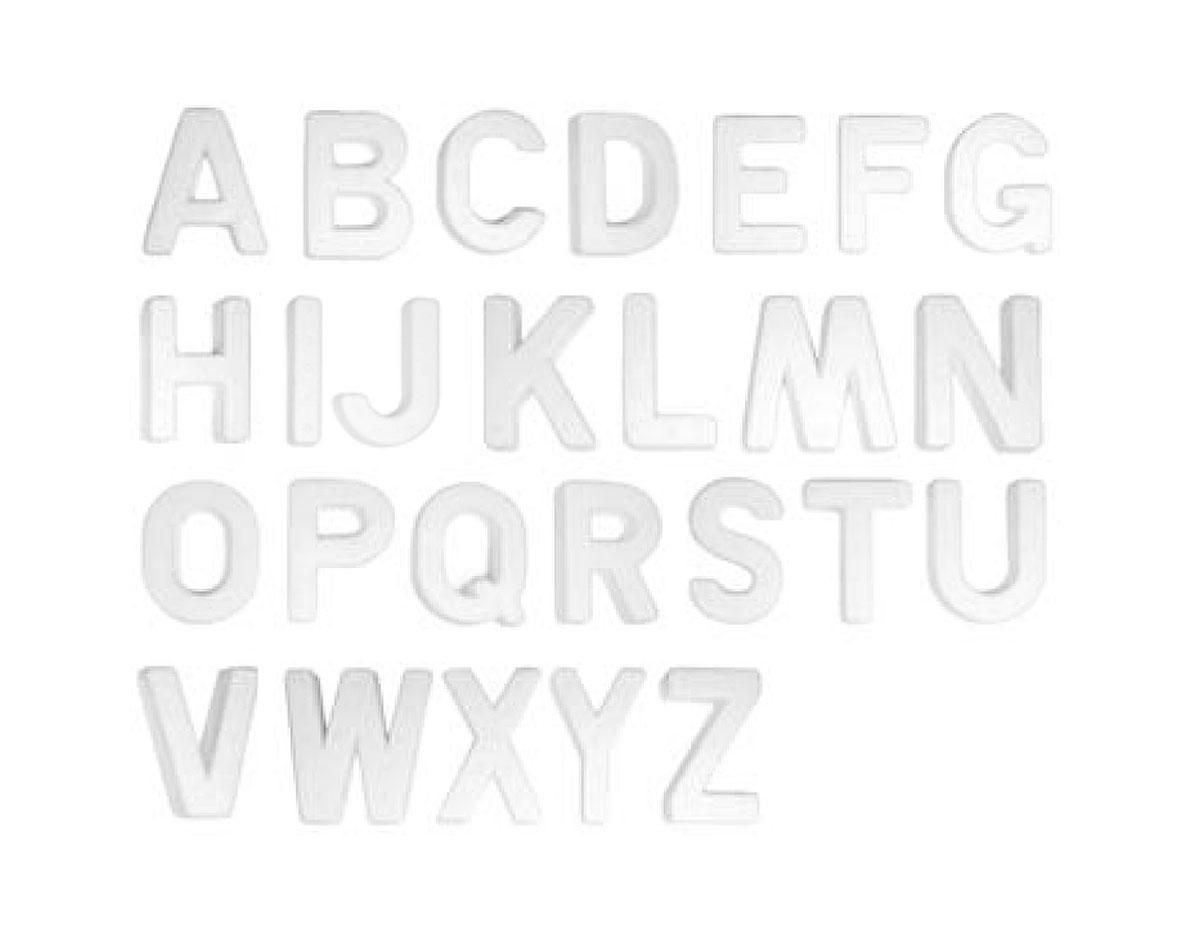 A3694 Alfabeto completo de porex Innspiro