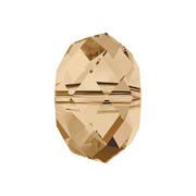 A5040-001-8 16 A5040-001-4 16 Cuentas cristal Briolette 5040 crystal golden shadow Swarovski Autorized Retailer