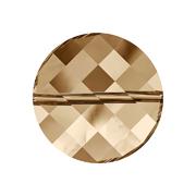 A5621-001-14 16 A5621-001-18 16 Cuentas cristal Twist 5621 crystal golden shadow Swarovski Autorized Retailer