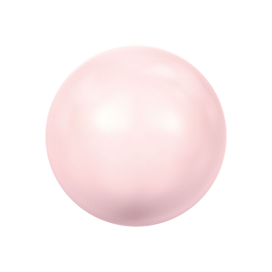 A5811-001294-10 A5811-001294-14 Perlas cristal agujero grande 5811 crystal rosaline pearl Swarovski Autorized Retailer