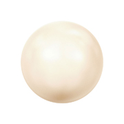 A5811-001618-10 A5811-001618-14 Perlas cristal agujero grande 5811 crystal creamrose lt pearl Swarovski Autorized Retailer