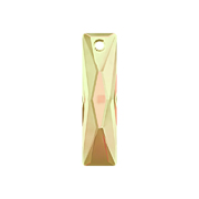 A6465-001-13X6 22 A6465-001-25X7 22 A6465-001-38X10 22 Colgantes de cristal Queen Baguette Pendant 6465 crystal luminous green LUMG Swarovski Autorized Retailer