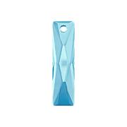A6465-202-13X6 A6465-202-25X7 A6465-202-38X10 Colgantes de cristal Queen Baguette Pendant 6465 aquamarine Swarovski Autorized Retailer