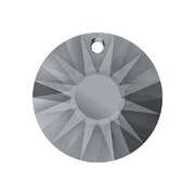 A6724G-001-12 33 A6724G-001-19 33 A6724G-001-33 33 Colgantes de cristal Sun Pendant partly frosted 6724G crystal silver night SINI Swarovski Autorized Retailer