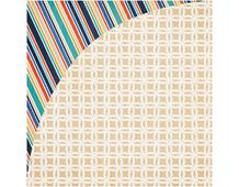 ADR-4807 Papel doble cara ADRIFT Ropes Basic Grey