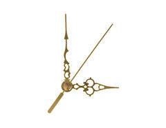 AL9642G AL9642G-1 Kit manecillas reloj aluminio doradas 61 y 45mm Innspiro