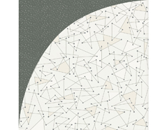 BSE-4904 Papel doble cara B-SIDE Stellar Basic Grey