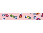 CL26338-05 Cinta adhesiva masking tape washi kokeshi rosa Classiky s - Ítem2