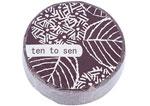 CL26534-01 Cinta adhesiva masking tape washi hydrangea rojo purpura Classiky s - Ítem1