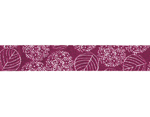 CL26534-01 Cinta adhesiva masking tape washi hydrangea rojo purpura Classiky s - Ítem2