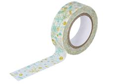 CL26534-06 Cinta adhesiva masking tape washi shigemi verde Classiky s