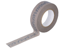 CL29127-02 Cinta adhesiva masking tape washi jeden tag gris Classiky s
