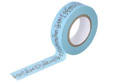 CL29128-02 Cinta adhesiva masking tape washi Hoffmann und Morike azul Classiky s - Ítem