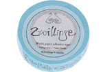 CL29128-02 Cinta adhesiva masking tape washi Hoffmann und Morike azul Classiky s - Ítem1