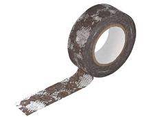 CL29131-02 Cinta adhesiva masking tape washi zwilinge marron Classiky s - Ítem