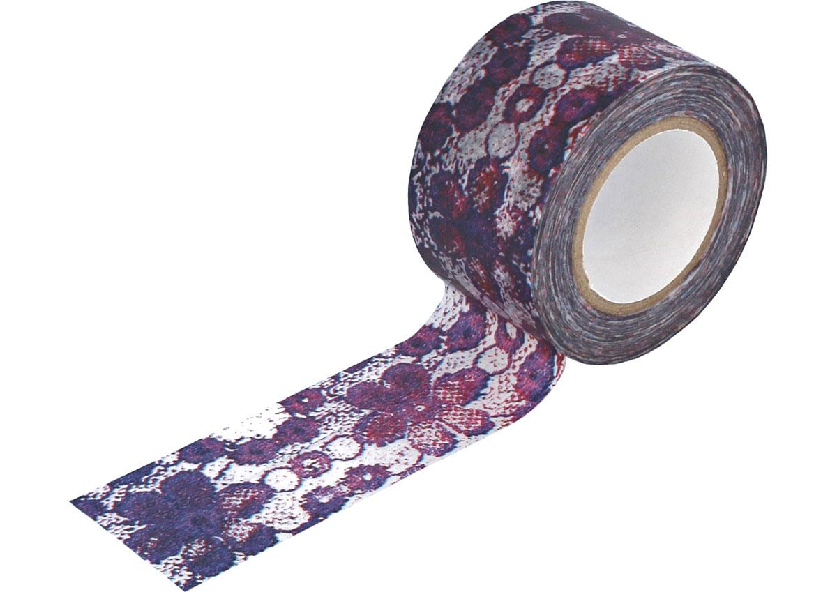 CL29132-03 Cinta adhesiva masking tape washi zwilinge violeta Classiky s