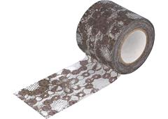 CL29133-02 Cinta adhesiva masking tape washi zwilinge marron Classiky s