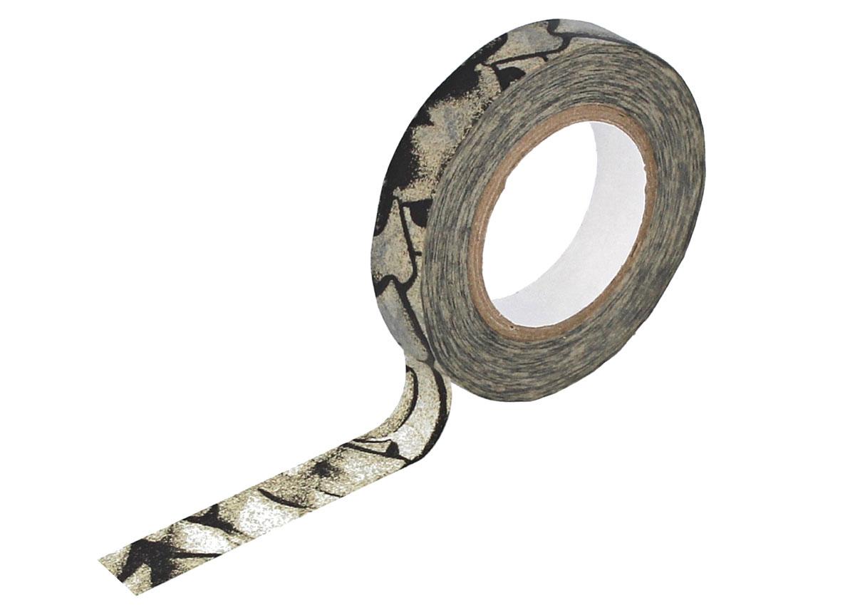 CL29134-01 Cinta adhesiva masking tape washi kratzer gris carbon Classiky s