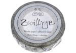 CL29134-01 Cinta adhesiva masking tape washi kratzer gris carbon Classiky s - Ítem1