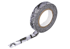 CL29134-03 Cinta adhesiva masking tape washi kratzer gris violeta Classiky s