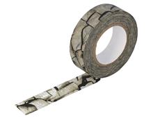CL29135-01 Cinta adhesiva masking tape washi kratzer gris carbon Classiky s