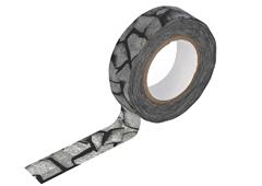 CL29135-02 Cinta adhesiva masking tape washi kratzer gris oscuro Classiky s - Ítem